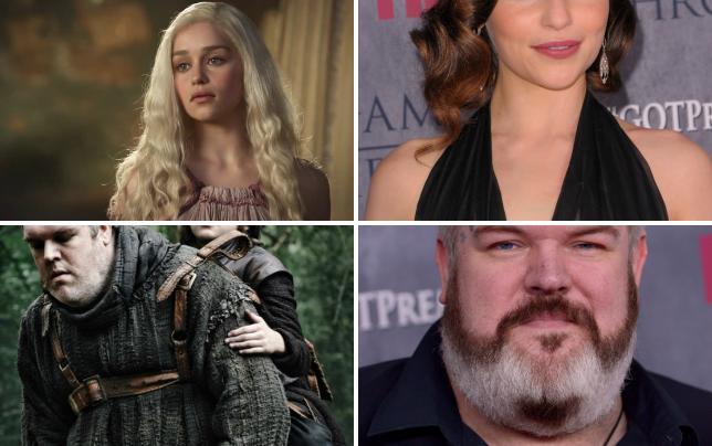 Emilia clarke as daenerys targaryen image