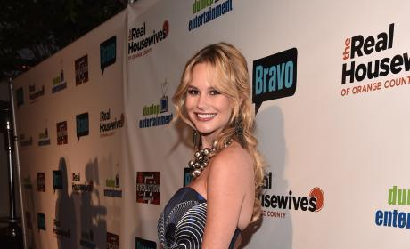Meghan King Edmonds 'The Real Housewives of Orange County Premiere Party