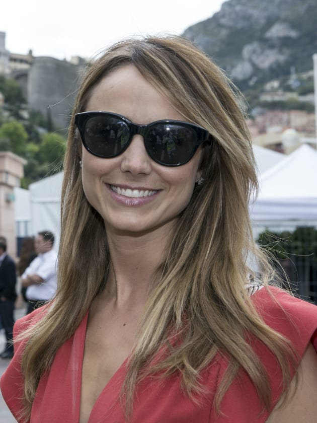 Stacy Keibler Talks Ge...