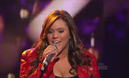 Chelsea Sorrell on American Idol: An Underwhelming Underwood