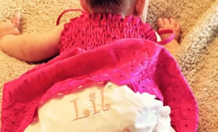 Christina Aguilera Baby Photo: First Look at the Lil Diva!