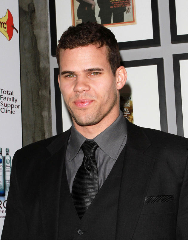 Happy Kris Humphries