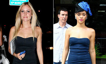 Fashion Face-Off: Kristin Cavallari vs. Rihanna