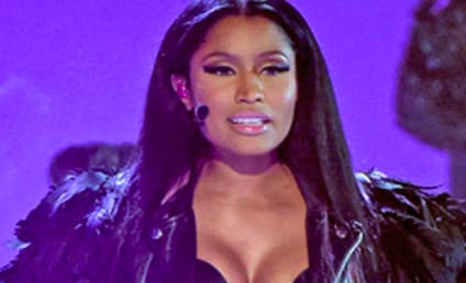 Nicki Minaj Raps, Twerks Like It's Her Job at BBMAs