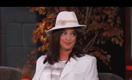 Josh Malina Dresses as Olivia Pope