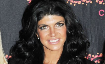 Teresa Giudice Refuses to Discuss Marriage, Infidelity Rumors