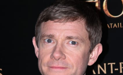 Captain America 3 Casts Martin Freeman in Mysterious Role