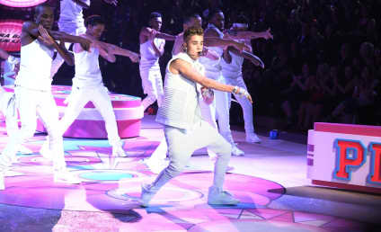 Justin Bieber Pulled Over, Ticketed in Ferrari