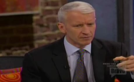 Anderson Cooper on Kathy Griffin
