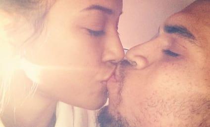 Karrueche Tran, Chris Brown Kiss Before Rehab Check-In: Always & Forever <3!