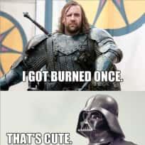 Star Warms meme
