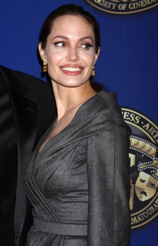 Angelina Jolie Red Carpet Pic