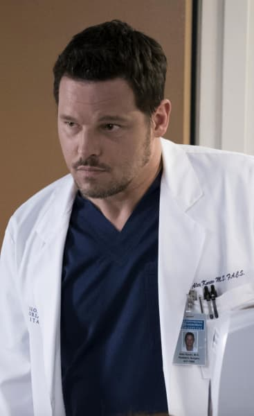 Justin Chambers on Grey's Anatomy