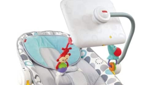 Is the iPad Apptivity Bouncy Seat a good idea?