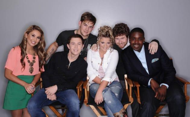 American Idol Top Six