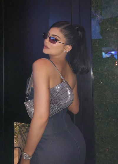 Kourtney Kardashian to Kylie Jenner: You Have Enough Money, Bish. Spend Some Time With Your Kid!