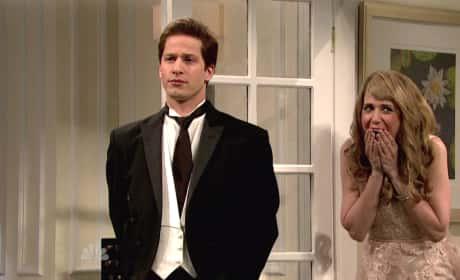 Andy Samberg on SNL