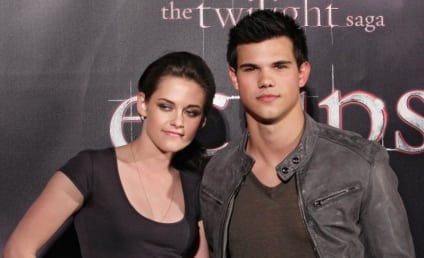 Kristen Stewart and Taylor Lautner: Delightful Down Under