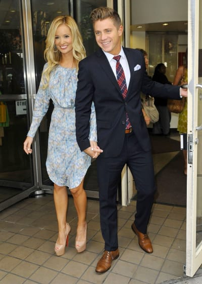 Emily Maynard and Jef Holm Pic