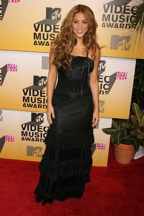 Shakira VMA Photo