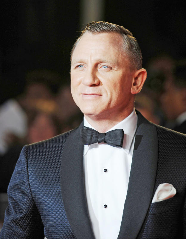 Daniel Craig vs. The Family