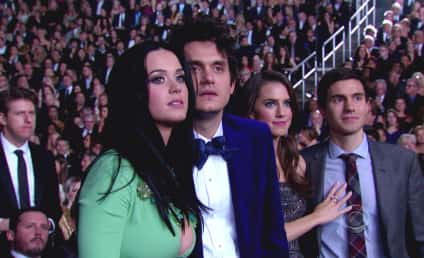 Katy Perry Ring NOT Sign of Engagement to John Mayer, Thank Goodness