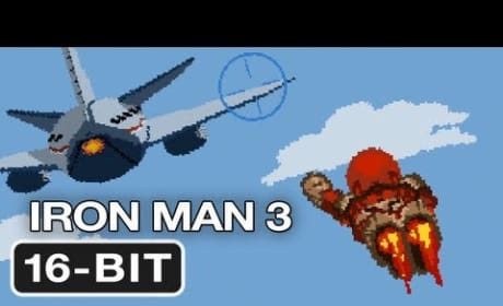 Iron Man 3 16-Bit Version