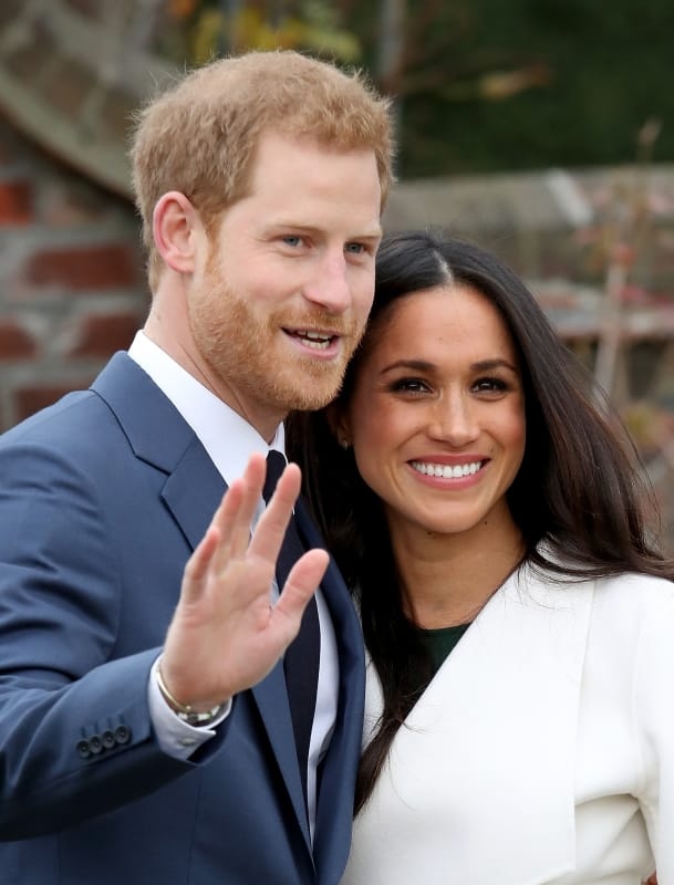 Greetings from the Royal Couple