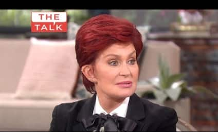 "Sharon Osbourne Reveals She Once Slit Her Wrist ""With a Dirty Steak Knife"" to Prove Her Love For Ozzy"