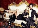Lindsay Lohan For Philipp Plein Ad
