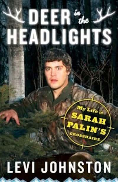 Levi Johnston Book Cover
