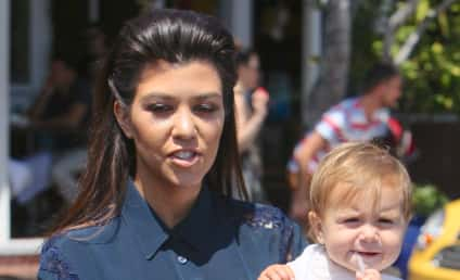 Kim Kardashian: Klashing with Kourtney Kardashian Over Kare of North West?
