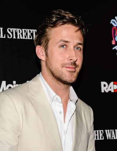 Ryan Gosling Red Carpet Picture