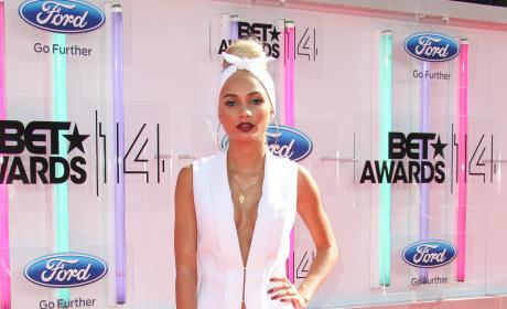 Mia Pia BET Awards Photo