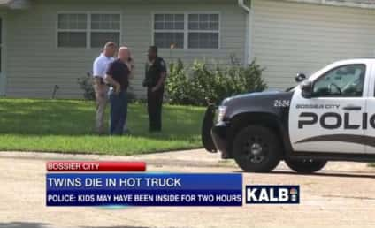 Louisiana Twin Toddlers Found Dead In Truck, Heat To Blame?