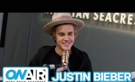 Justin Bieber Previews New Album