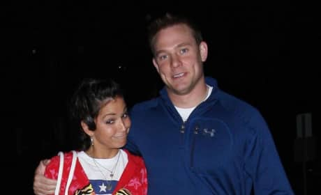 Tye Strickland and Melissa Rycroft Picture