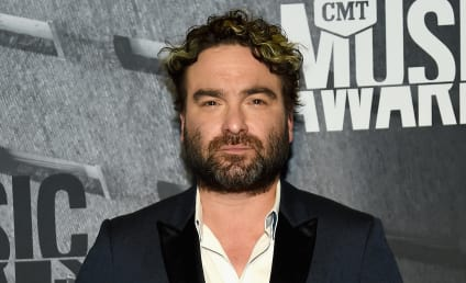 Johnny Galecki Thanks Firefighters, Shows Ruins of Destroyed Home