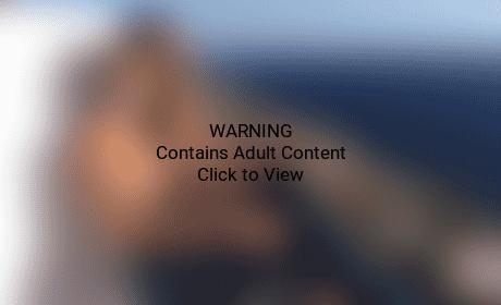 Mischa Barton Topless Greece Pic