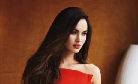 Megan Fox for Marie Claire