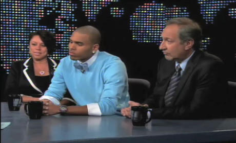 Chris Brown Interview Preview