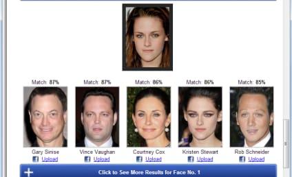 Celebrity Look-Alike Generator Identifies Top Kristen Stewart Doppelgangers