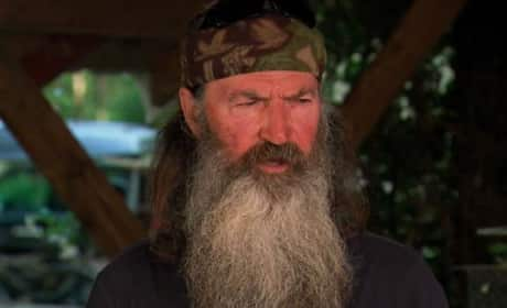 Duck Dynasty Clip - Phil Teaches The Grandkids