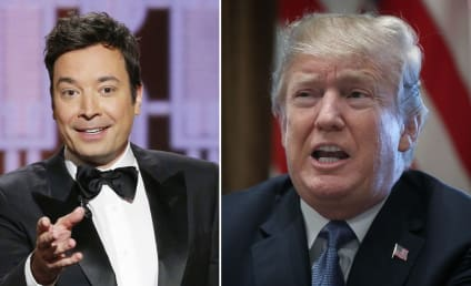 Donald Trump to Jimmy Fallon: Be a Man, You Loser!