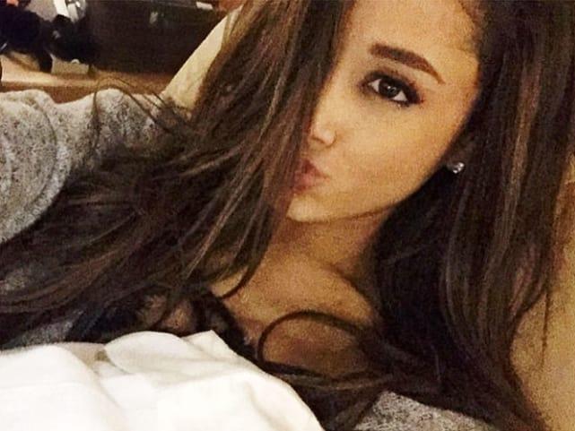 Ariana Grande in the Morning