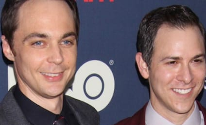 Jim Parsons: Engaged to Todd Spiewak?