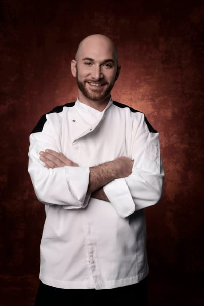 Paulie Giganti Dies; Hell's Kitchen Chef Was 36