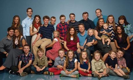 Duggar Family Photo: A Classic!