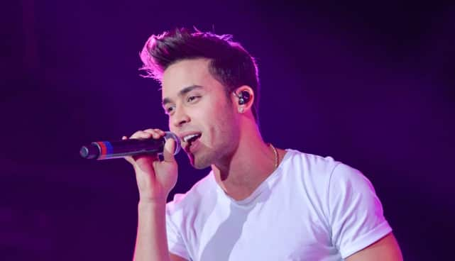 "Prince Royce, ""The Reason"""