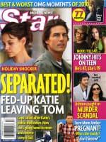 Katie Leaves Tom!